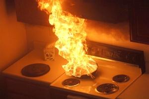 Blog fire