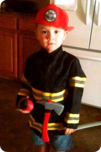Cason the Fireman