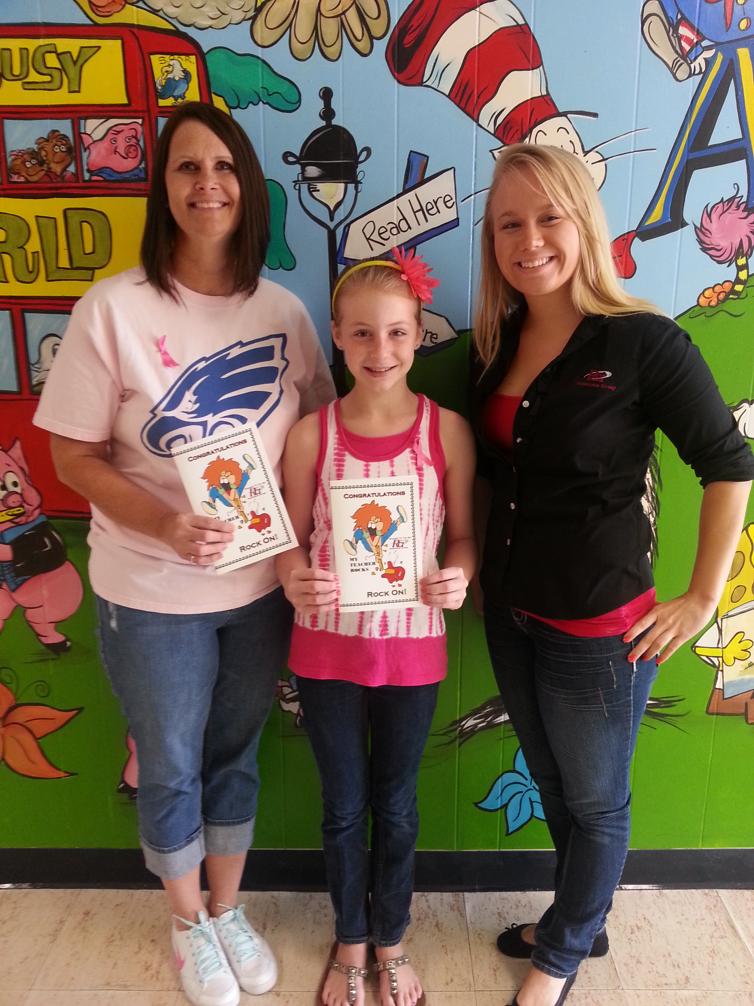 My Teacher Rocks! September Winners! | RCI Insurance Group Blog
