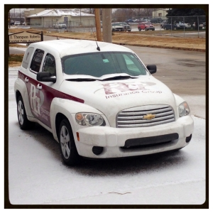 RCI Snowy Vehicle