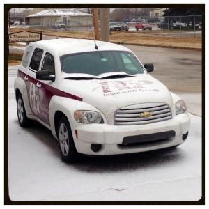 RCI Snowy Vehicle